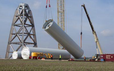 Les éoliennes hybrides bois/acier : une première mondiale portée par InnoVent