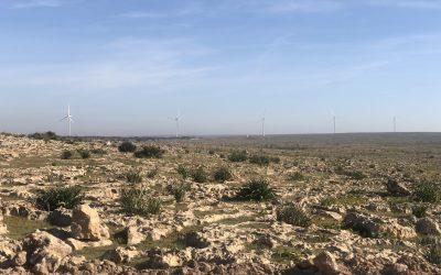 Au Maroc, le groupe InnoVent met en production l'un des premiers parcs éoliens privés au Maroc dans le cadre de la loi 13/09
