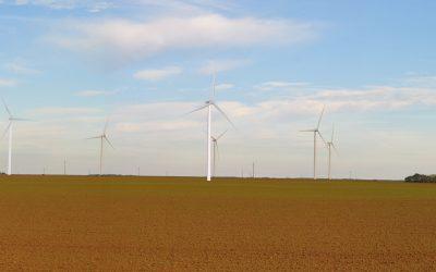 Projet d'extension du parc éolien de Leury