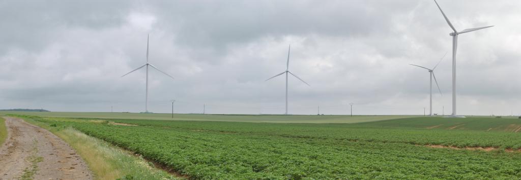 extension du parc éolien de Leury